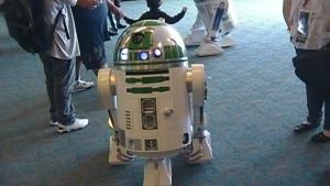 R2's friend.