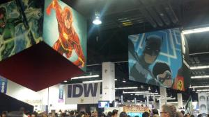 DC Comics, pretty darn cool.