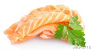 pieces-of-salmon